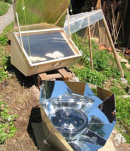 DIY solar energy