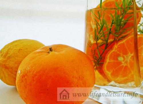 DIY home fresheners