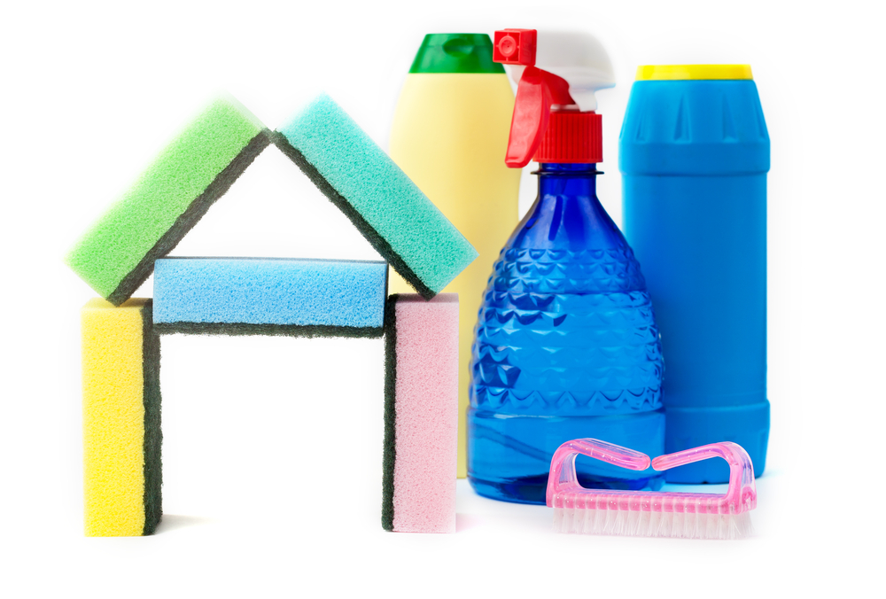 Non-toxic Household Cleaning Products