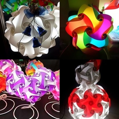 modular lamps
