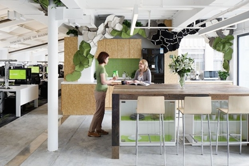 sustainable office design